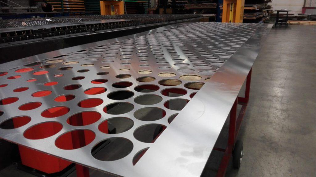 3 mm aluminium lasersnijden